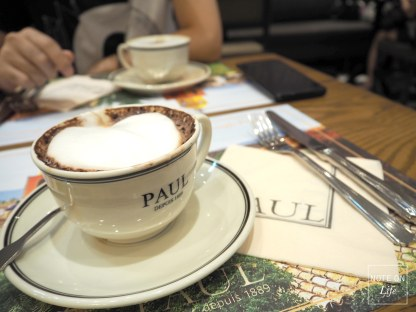 Paul Depuis 1889 Thailand Bangkok French Breakfast