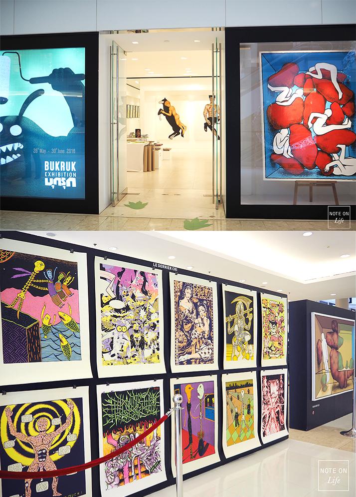 Bukruk Art Festival Thailand Bangkok Travel
