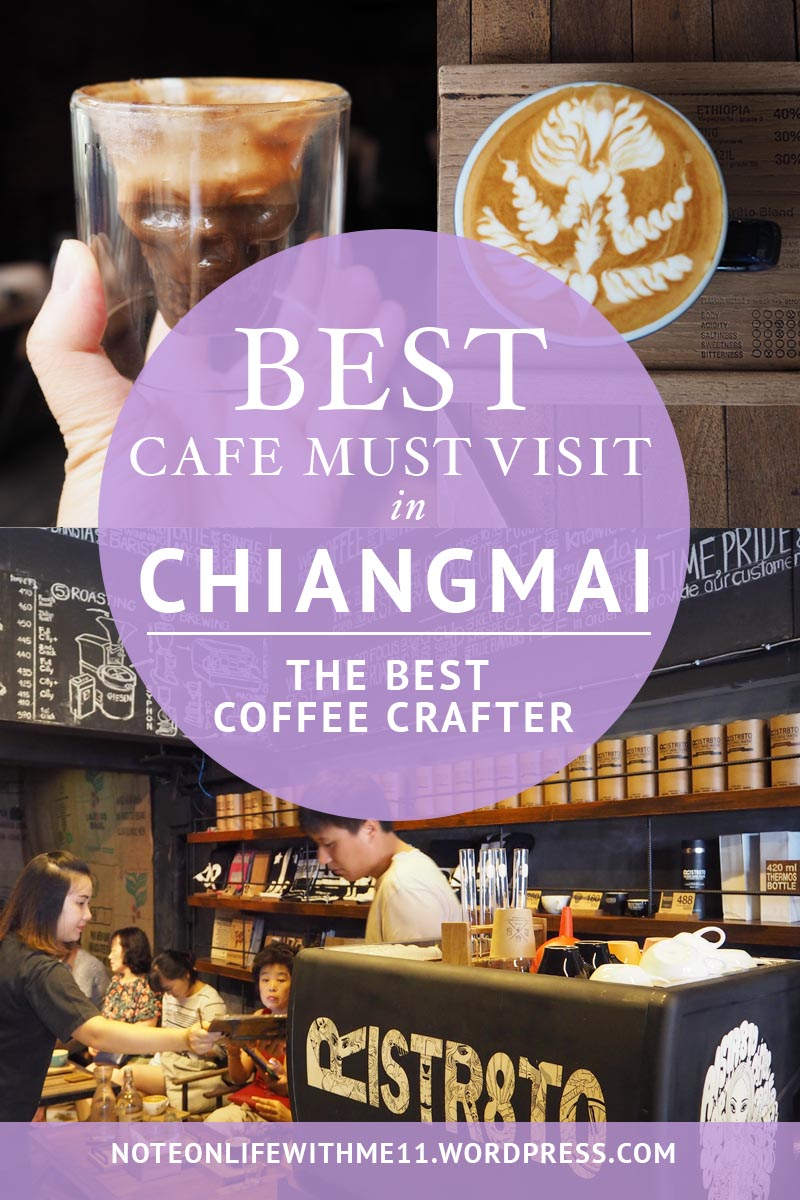 BEST Cafe Must visit in Chiangmai Thailand