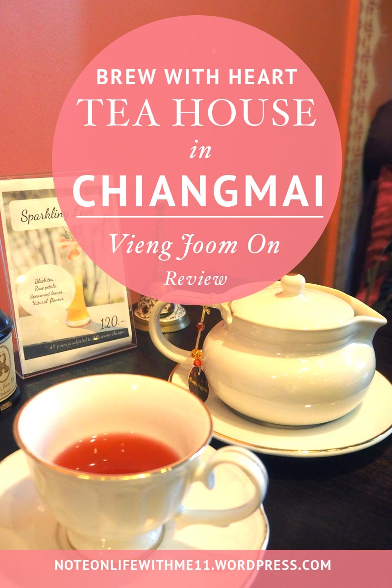 Tea house in Chiangmai Vieng Joom On review