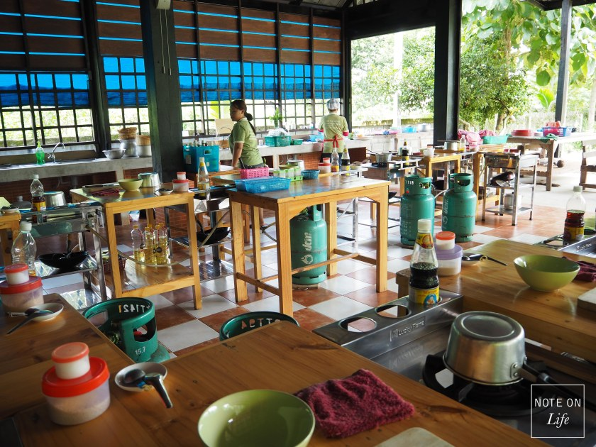 Thai Farm cooking School Chiang Mai Thailand Travel