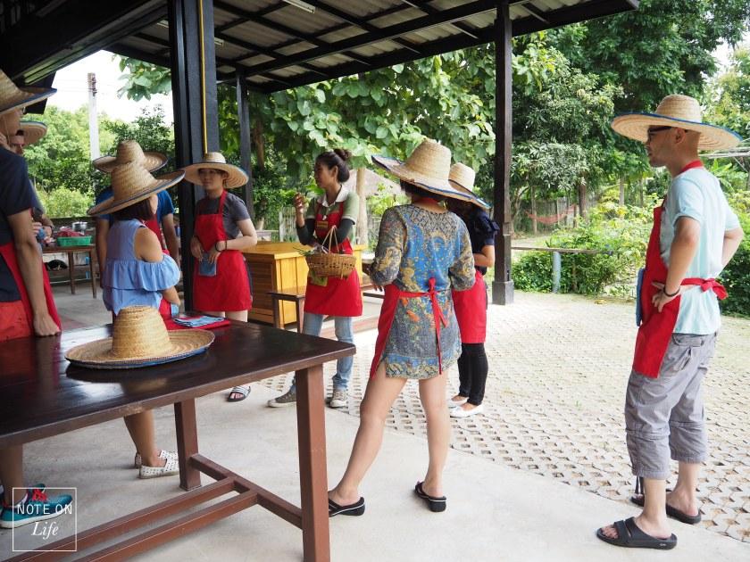 Thai Farm cooking School Northern Thailand Chiang Mai Travel