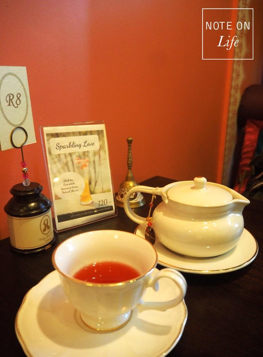 Vieng Joom Teahouse Tea Chiang Mai Thailand Travel