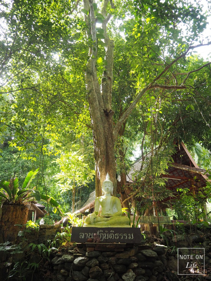 Northern Thailand Wat Pha Lat Travel Chiangmai