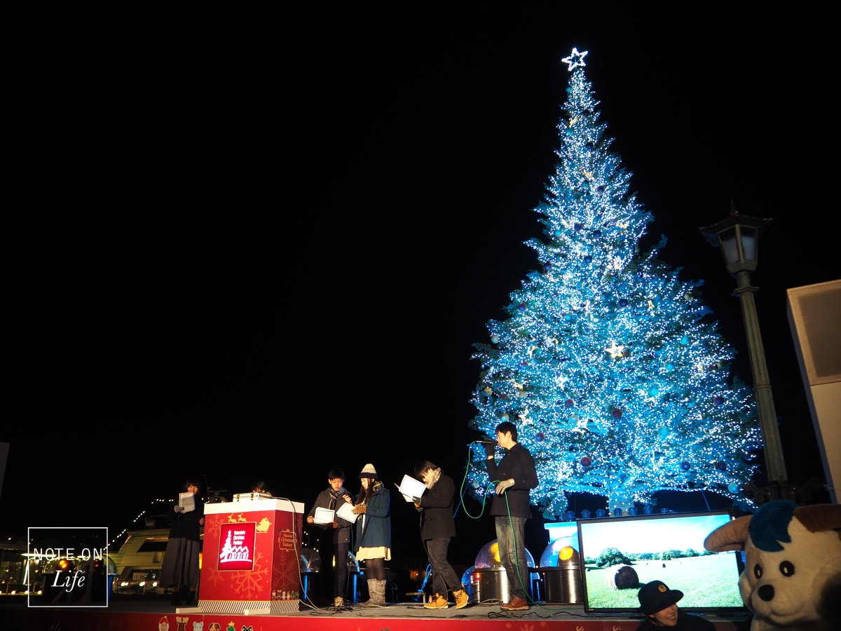 Amazing Christmas Festival in Hakodate