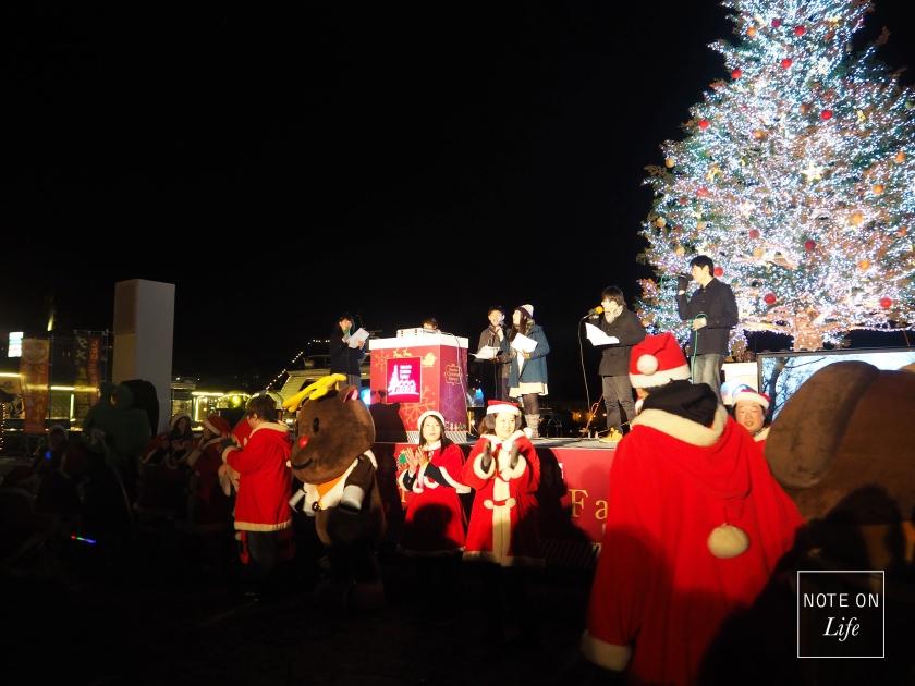 Hakodate Christmas Festival Japan Hokkaido