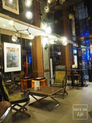 Lobby 3 Door Hotel Taiwan Tainan