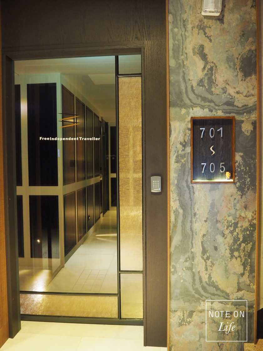 3 door hotel Tainan Taiwan Travel