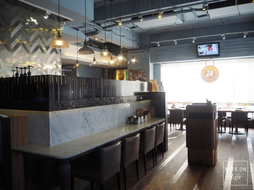 N.Y Bagels Cafe Taiwan Taipei Travel