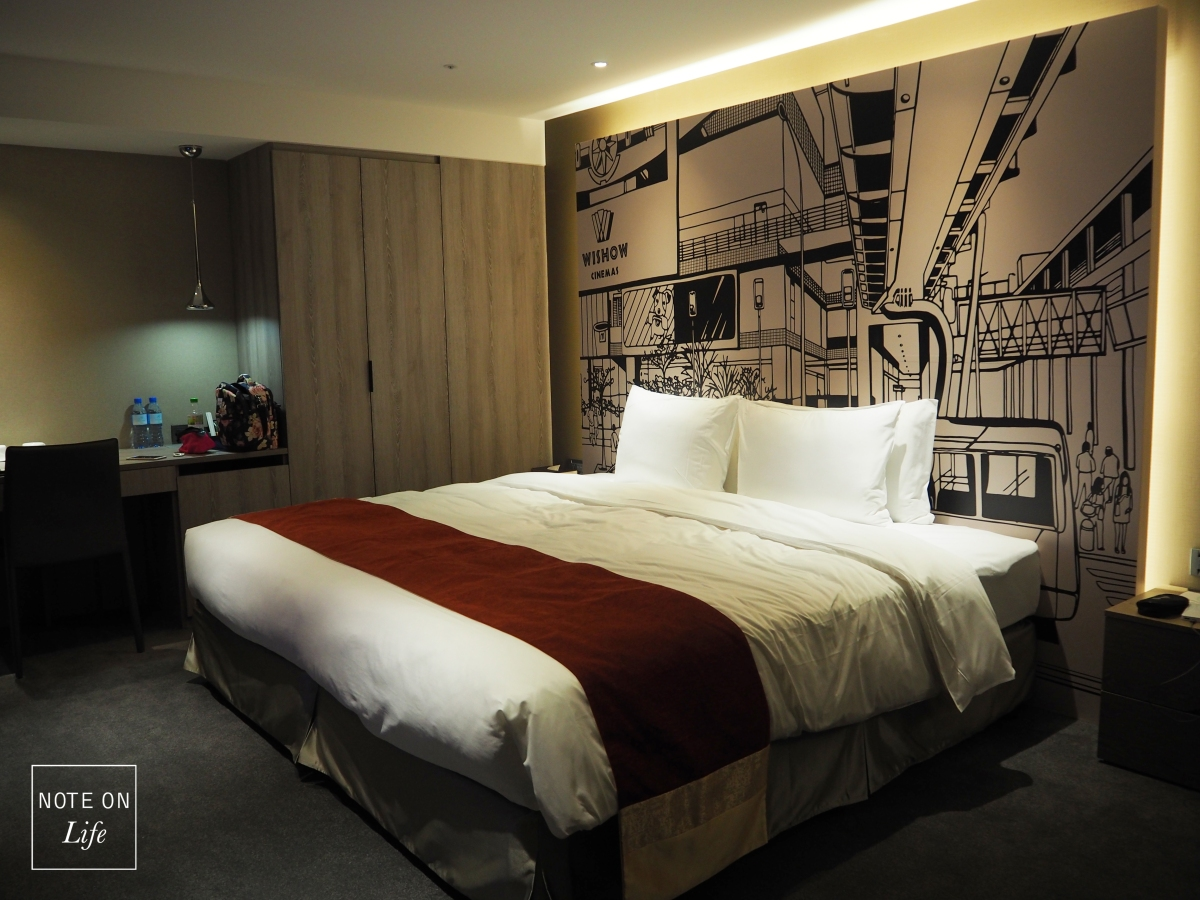 Comical Hotel in Taipei- Greenworld Hotel Review