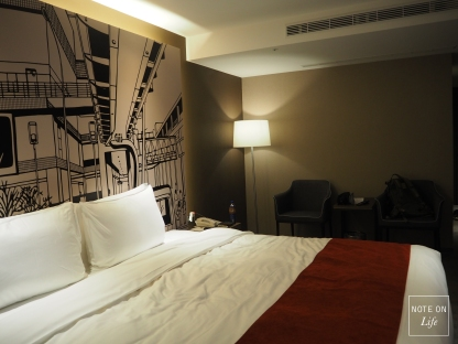 Comical Hotel In Taipei Greenworld Hotel Review Note On Life With