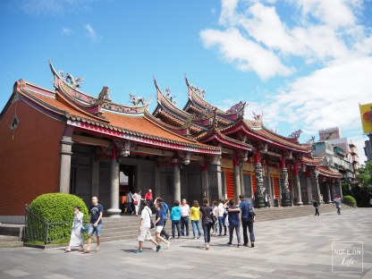 Hsing Tian Kong Temple Taiwan Travel