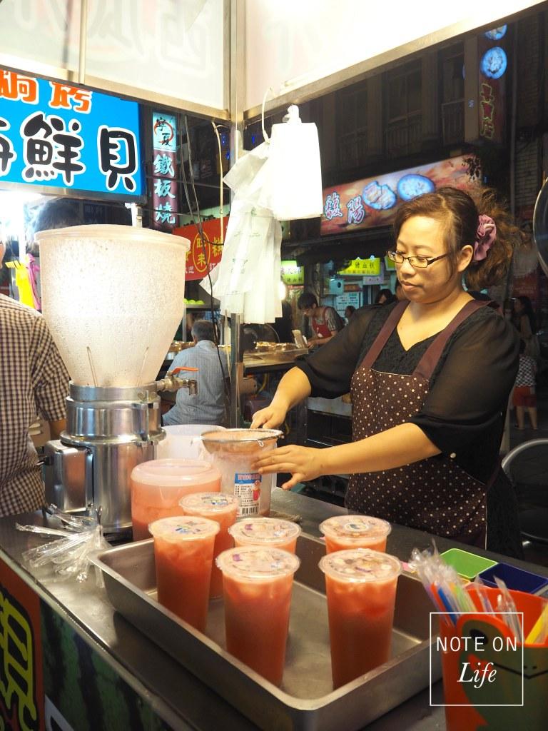 Nangxia Night Market - Travel Taiwan Food