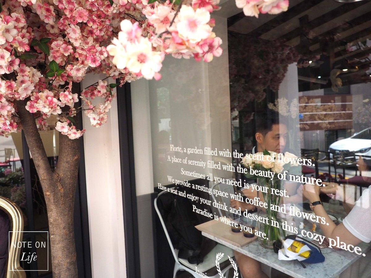 Forever Cherry Blossoms – Lovin'Her Flower Café러빈허 inSeoul