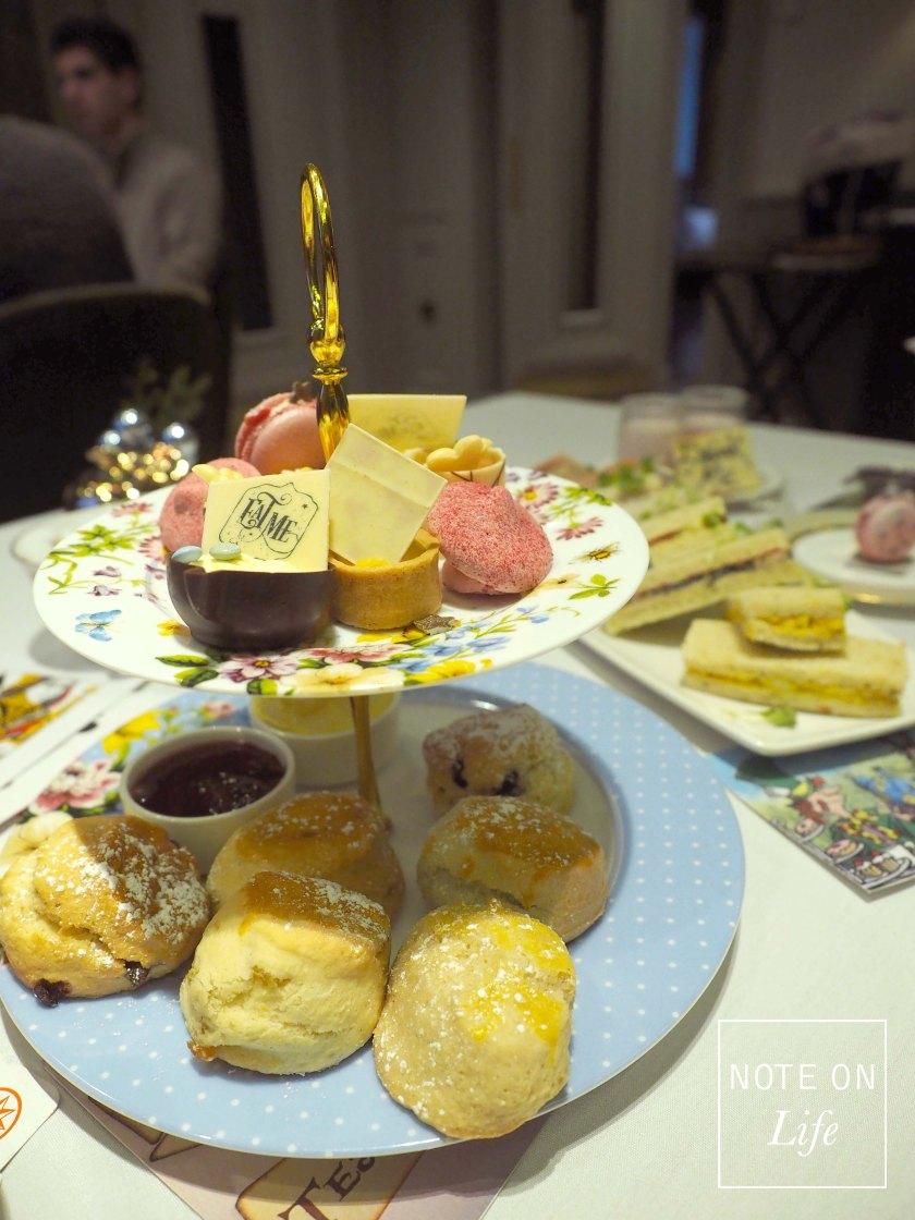 Afternoon Tea in Wonderland - Alice in London