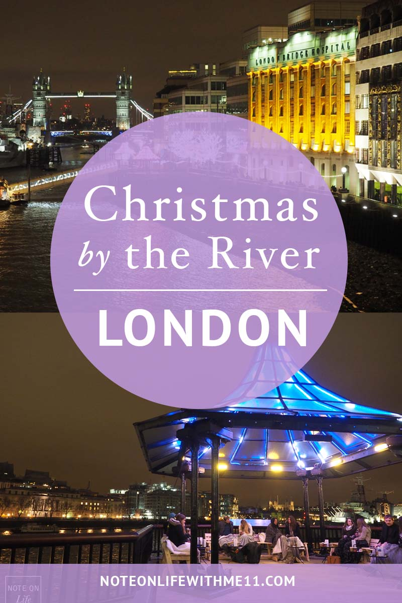 Christmas by the River London