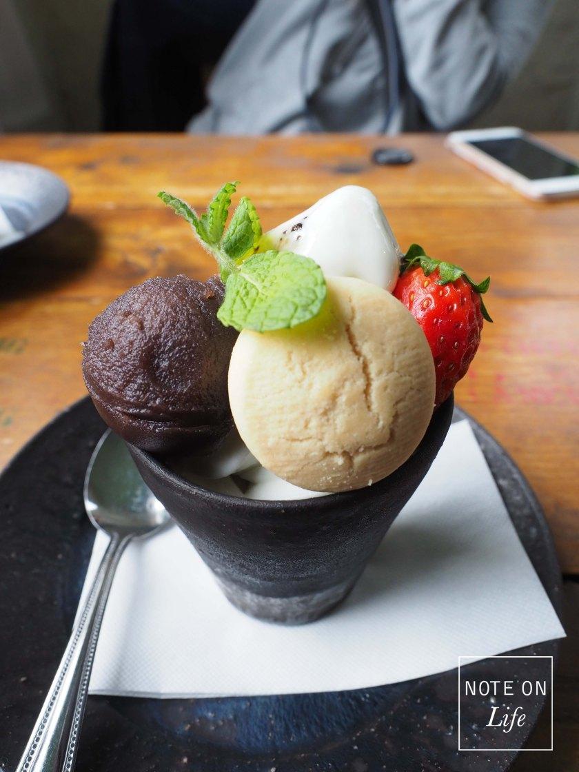 Tosen Okinawa Dessert Agu Pork Travel