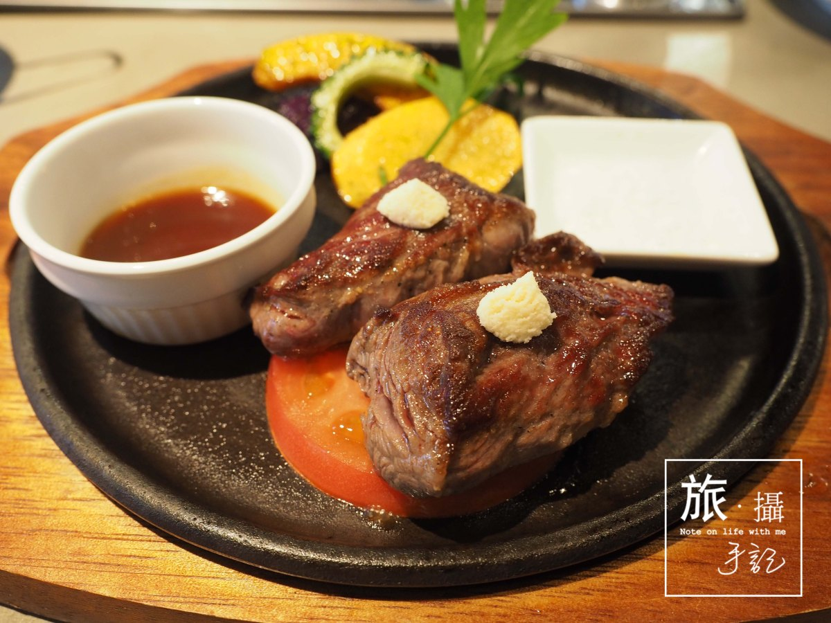 The A-4 Grade juicy steak in Ishigaki – Okinawa
