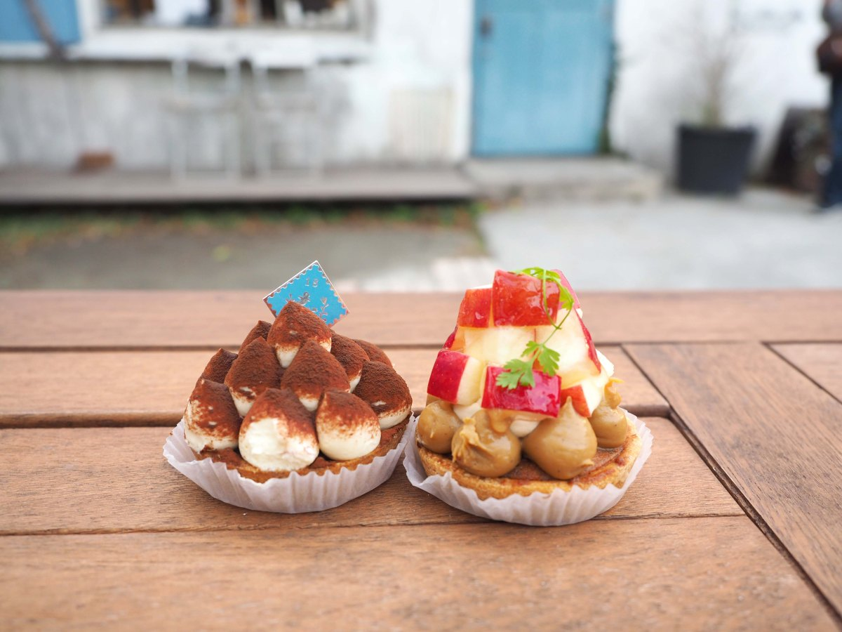 Where to find Fresh Fruit Tart in Okinawa