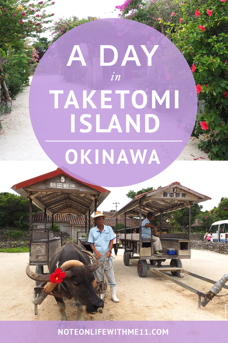 Taketomi Island Okinawa Japan Travel