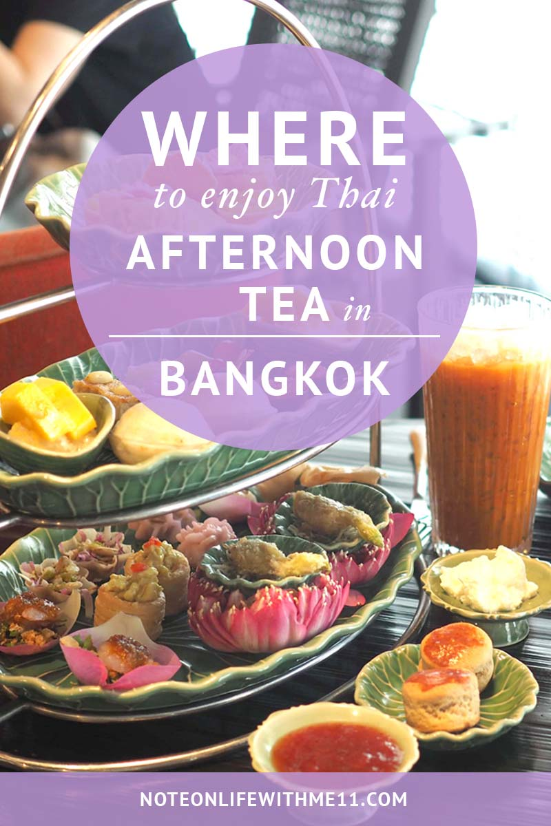 Grand Hyatt Erawan Tea Room afternoon Tea in Thailand Bangkok
