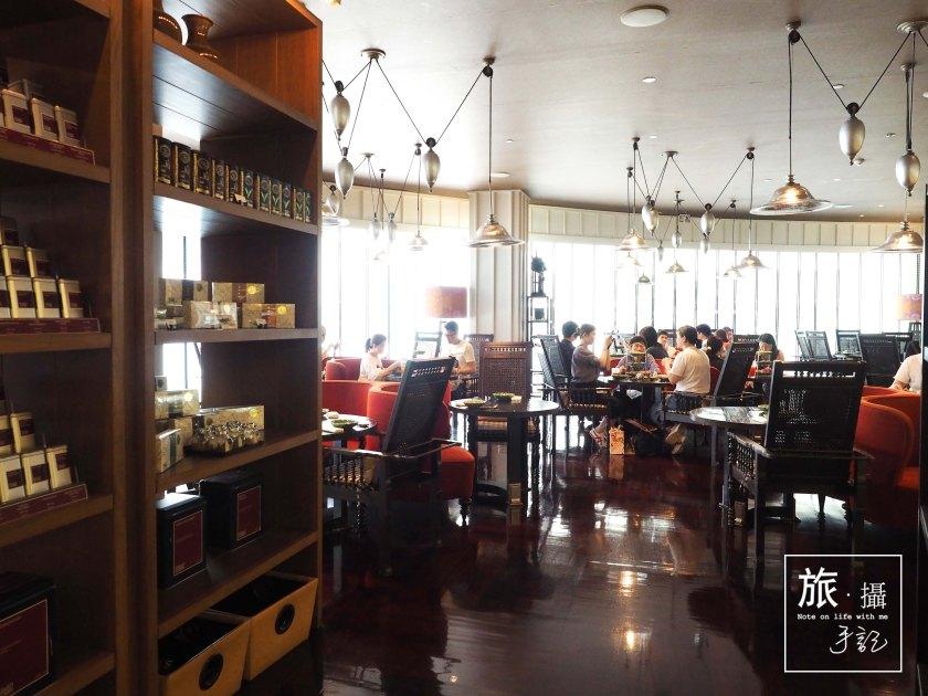 Afternoon Tea in Bangkok - Grand Hyatt Erawan Tea Room