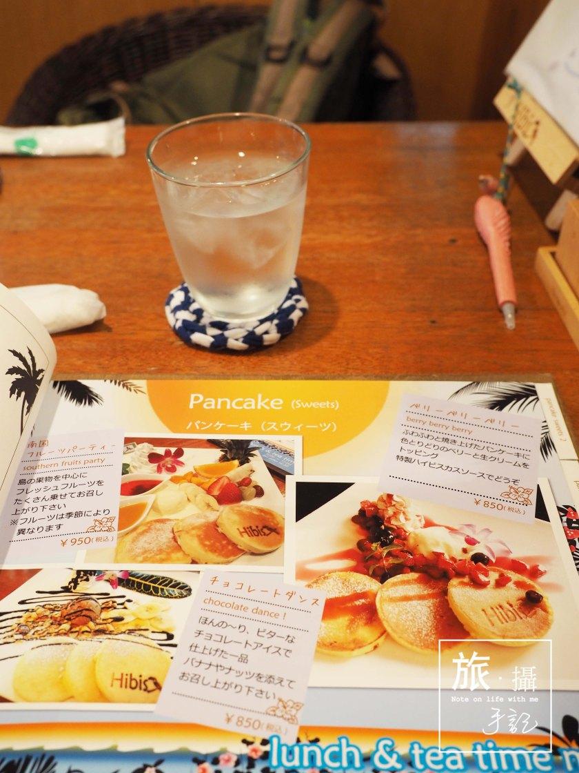 ISHIGAKI HIBIS pancakes Okinawa 沖繩 石垣