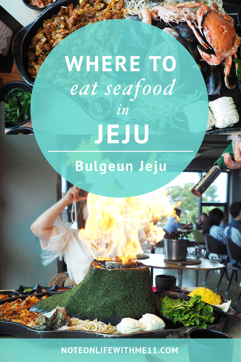 Bulgeun Jeju 붉은제주 濟洲 Korea