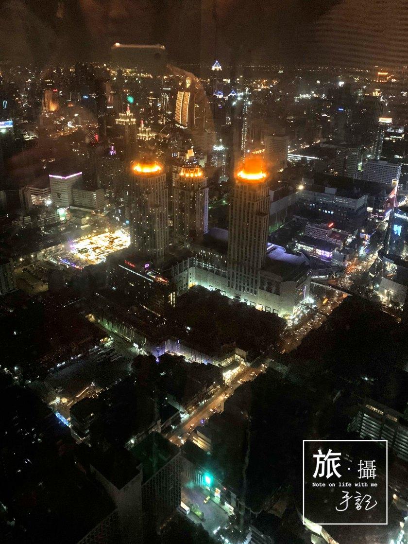 Baiyoke Sky Hotel Buffet Thailand Bangkok