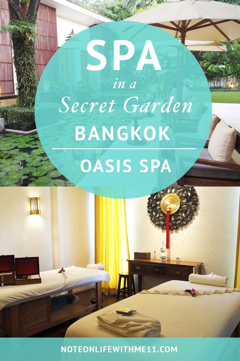OASIS SPA BANGKOK THAILAND TRAVEL TRAZY