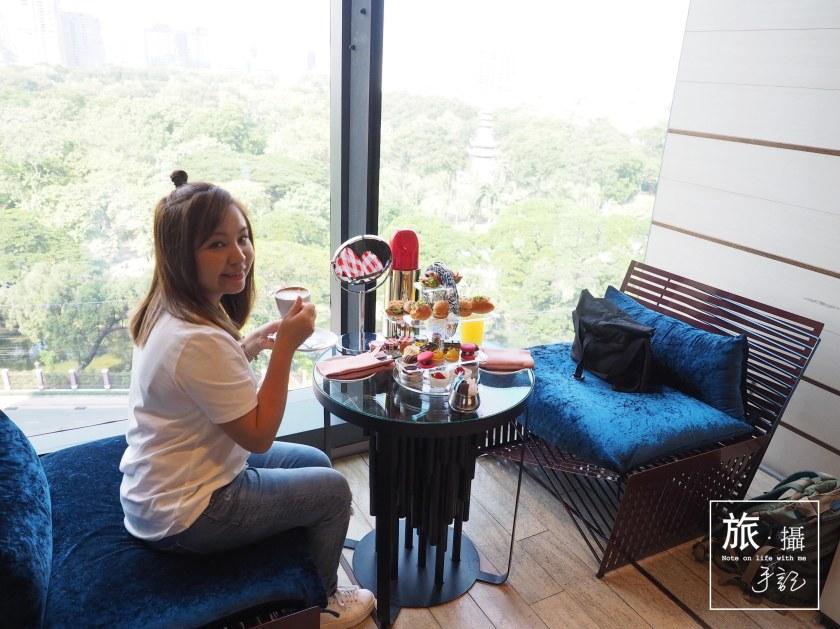 Mixo So Sofitel afternoon tea in Bangkok