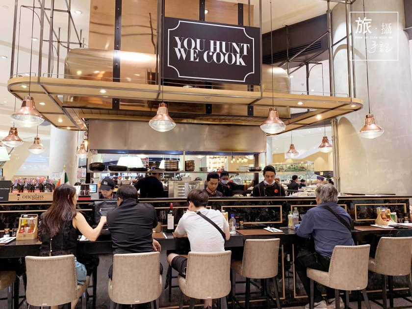 You Hunt We Cook EmQuartier Gourmet Market Bangkok