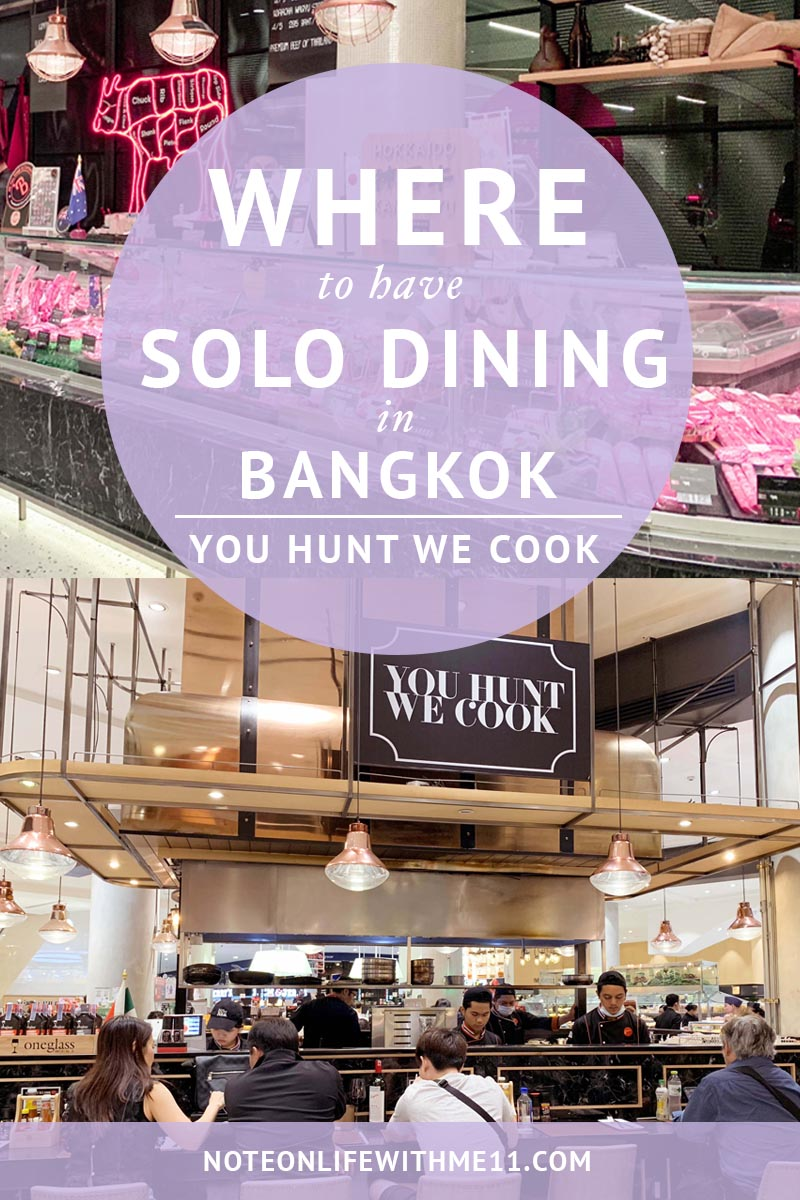 You Hunt We Cook Thailand Bangkok